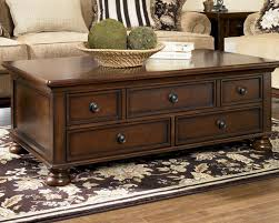 coffee table display coffee table with drawers and glass coffee table storage drawers the
