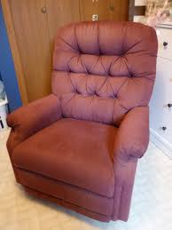cover my furniture. In This Case, My Client Was Working On A Tight Budget. The Recliner She Had For Her Nursery Good Condition, But Clashed Severely With Colour Cover Furniture O