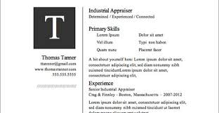 Industrial Resume Template Google Docs Resume Template Google Docs