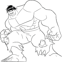 hulk coloring book and color pages super hero squad incredible of hulkbuster vs colorin