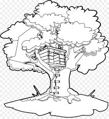 magic tree house coloring book clip art line art tree