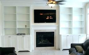 built in shelves next to fireplace built in bookcases around fireplace built in bookcase fireplace custom