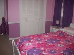 bedrooms for girls purple and pink. pink and purple girls room - love the two tones on wall, would go great with their castle bed bedrooms for