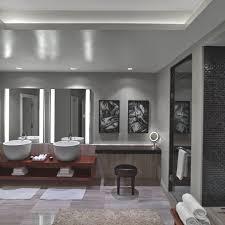 Guest Bathroom at the Nobu Hotel at Caesars Palace Las Vegas ...
