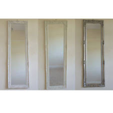 full length wall mirrors. Antique Style Full Length Wall Mirror Long Wooden Bathroom Bedroom Hallway Decor Mirrors