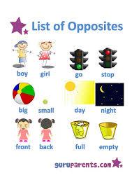 Opposites Worksheet Preschool Worksheets for all | Download and ...