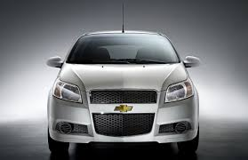 2008 Chevrolet Aveo: Kalos Redesigned And Renamed