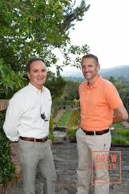 Mark Phillips with Andre Persch