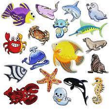 Gambar Hewan Bawah Laut Kartun