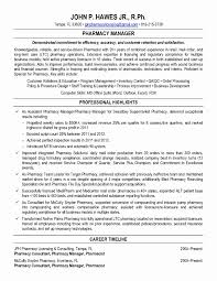 Pharmacy Resume Example Pharmacy Student Resume Example New Pharmacist Resume Resumes 23
