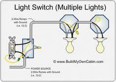 house wiring diagram multiple lights wiring diagram