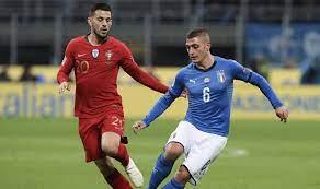 Italia Portogallo 0 0, Mancini: