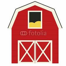 red barn door. Clipart Barn. Red Barn Door