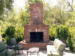Photo 7 of 9 Attractive Build Outdoor Brick Fireplace #7 Simple Outdoor  Fireplace Plans Outdoor Fireplace Plans Do Yourself