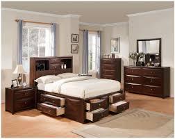 Manhattan Bedroom Furniture Collection Ac04070q Manhattan Espresso Queen Storage Bed With Bookcase