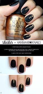 37 Quick but Awesome 5 Minute Nail Art Ideas - DIY Joy