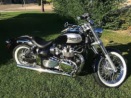 triumph america bobber motorcycles for sale