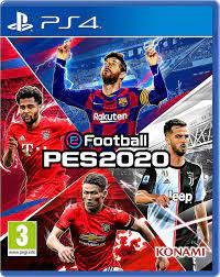 E-Football PES 2020 (PS4)   PS010091 Buy, Best Price in Qatar, Doha