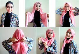 Check spelling or type a new query. Tutorial Hijab Segi Empat Ciput Topi