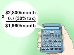 salary range calculator 3 ways to figure out your yearly salary wikihow