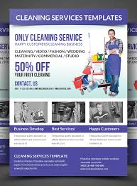 House Cleaning Flyer Template Classy Service Flyer Template Free Heartimpulsarco