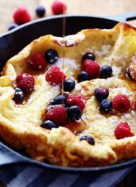 German Oven Pancake