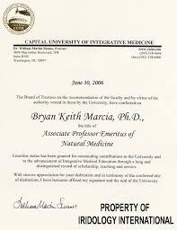 Faculty Advisor Bryan K Marcia Phd