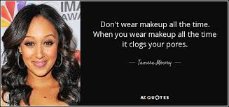 clog your pores wearing makeup during a workout don t wear makeup all the time when you wear makeup all the time choosing makeup