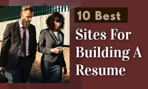 Free Resume Programs The Best And Free Resume Builder Competitive Papers