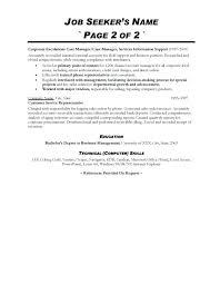 Cover Letter Template For Customer Service Representative