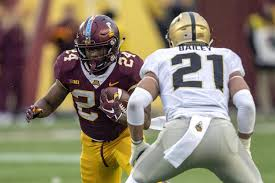 Gopher Defense Fuels An Impressive Win Over Purdue 41 10 The Daily