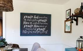 diy picture frame no sawing or cutting
