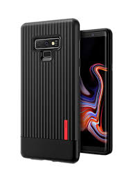Vrs Design Shop Vrs Design Vrs Design Crystal Fit Label Protective Cover For Samsung Galaxy Note9 Black Online In Dubai Abu Dhabi And All Uae