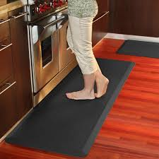 Padded Floor Mats For Kitchen Dining Kitchen Imprint Mats For Anti Fatigue Kitchen Mat With