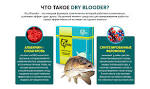 сухая кровь Dry Blooder (Драй блудер)- активатор клева прикормка рыболовная