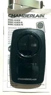 chamberlain er universal garage door opener remote control er universal garage door opener manual remote er