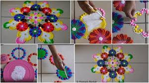 Rangoli Designs For School Competition Best Rangoli For Diwali Simple Craft Ideas