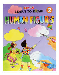 navneet learn to draw human figures part 2