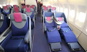 pared with norwegian s 2 3 2 recliner seats on their dreamliners this represents an upgrade for premium pengers economy cl pengers have the