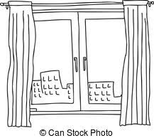 window clipart black and white. Modren Clipart Window Black And White Clipart O
