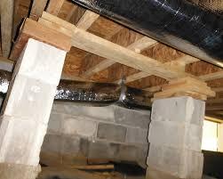 sinking uneven floor repair afs