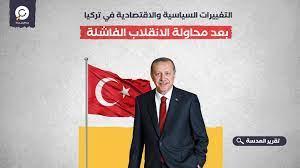 التغييرات السياسية والاقتصادية في تركيا بعد محاولة الانقلاب الفاشلة - العدسة