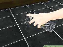 removing stain from granite image titled clean granite tiles step how to remove water stain from