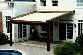 full size of patio shade structures how to build a wood awning over deck inexpensive diy