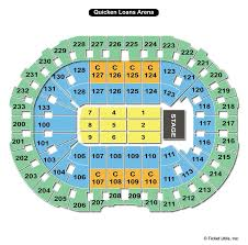 Rocket Mortgage Arena Seating Chart Quicken Loans Arena Cleveland Oh Seating Chart View