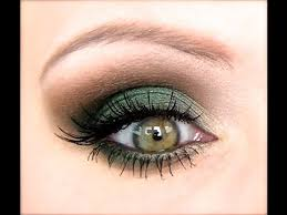 green and white stan independence day eye makeup perfect green makeup idea emerald or shamrock any