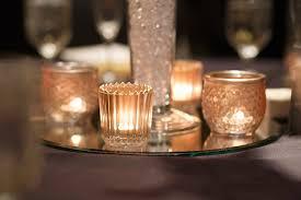 Diy Gold Candle Holders The Gluten Free Baker Diy Blush Mercury Glass Votive Tutorial