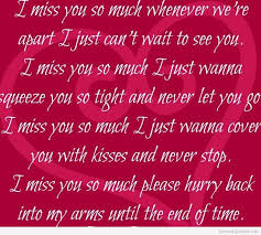 Miss U Quotes Cool I Miss You Quotes