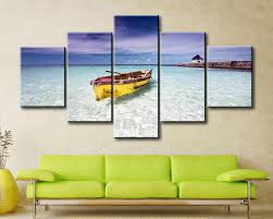 Modern Art Paintings For Living Room Online Get Cheap Oceanic Artwork Aliexpresscom Alibaba Group