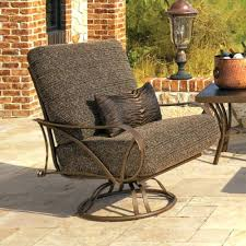 Swivel Rocking Outdoor Chairs Swivel Rocker Patio Chairs Wicker